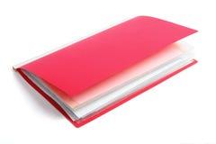 Plastic Folder Royalty Free Stock Photography