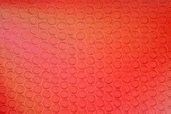Plastic folie als achtergrond royalty-vrije stock afbeelding
