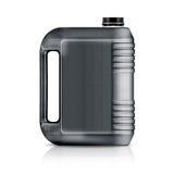 Plastic gallon Stock Afbeeldingen