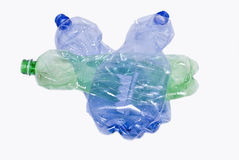 Plastic garbage Stock Images