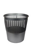 Plastic garbage basket Stock Photography
