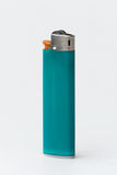 Plastic gas lighter, close-up Stock Photo