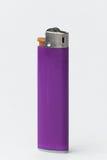 Plastic gas lighter, close-up Stock Image