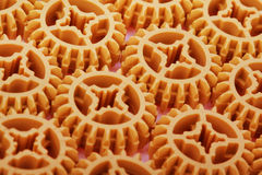 Plastic gears Royalty Free Stock Photography