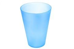 Plastic glas Royalty-vrije Stock Afbeelding