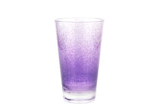 Plastic glass Royalty Free Stock Images