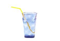 Plastic glass Stock Photography