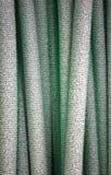 plastic gröna rør Royaltyfria Foton