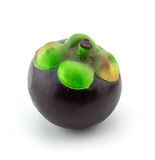 Plastic grape fruit, decorated with artificial  accessory, o Stock Images