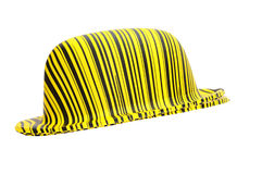 Plastic hat for kid Royalty Free Stock Photography