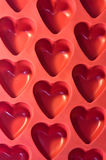 Rubber hearts Royalty Free Stock Photos