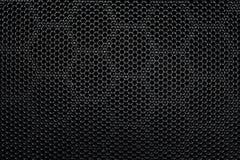 Plastic hexuitdraai van de auto de binnenlandse textuur Royalty-vrije Stock Fotografie