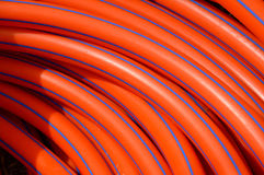 Plastic hose Royalty Free Stock Photo