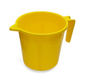 Plastic jug Royalty Free Stock Photography