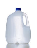 Plastic jug, recyclable and reusable bottle jug Stock Photography