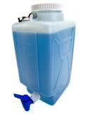 Plastic kanister Royaltyfri Fotografi