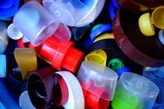 plastic kappen stock fotografie