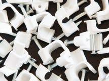 Plastic klem Stock Afbeelding