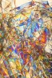 Plastic kleuren Royalty-vrije Stock Foto's