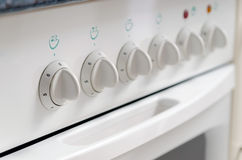 Plastic knobs Stock Images