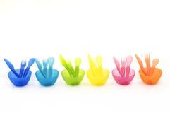 Plastic kop Royalty-vrije Stock Afbeelding
