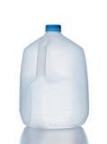 Plastic kruik, rekupereerbare en opnieuw te gebruiken flessenkruik royalty-vrije stock foto's
