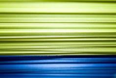 Plastic lagen Royalty-vrije Stock Afbeelding