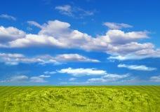 Plastic landscape Stock Image