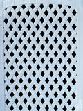 Plastic lattice Stock Photos