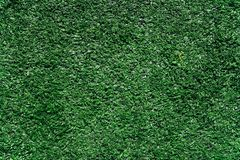 Plastic lawn. Stock Photo