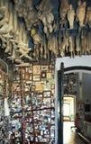 Plastic lichaamsdelen als het votive godsdienstige aanbieden, Salvador, Brazi Stock Afbeeldingen