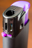 Plastic lighter Stock Photo