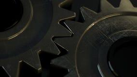 Plastic Loop Gear stock footage