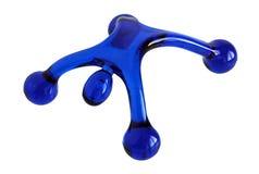 Plastic massage tool Royalty Free Stock Image