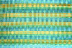 Plastic mats pattern background Stock Photo