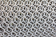 Plastic mesh. Stock Photography