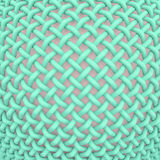 The plastic mesh. Abstract background, The plastic mesh is woven together or head microphone,Model 3D stock photo