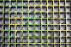 Plastic mesh texture Stock Image