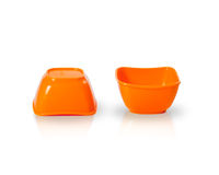 Plastic  microwave bowl Royalty Free Stock Photography