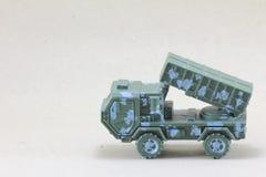 Plastic militairen Stock Afbeelding