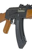 Plastic model van het Kanon van de lucht het Zachte Royalty-vrije Stock Afbeeldingen