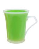 Plastic mug Stock Images