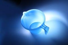 Plastic mug Royalty Free Stock Images