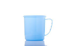 Plastic Mug Stock Image