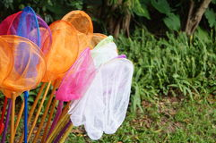 Plastic net Royalty Free Stock Photo