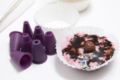 Plastic nozzles Royalty Free Stock Photo