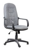 Plastic office chair Stock Image