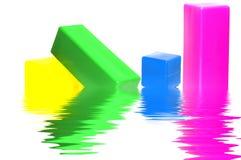 Plastic ontwerper Royalty-vrije Stock Afbeeldingen