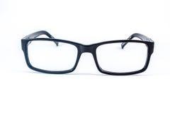 Plastic optic glasses Stock Image