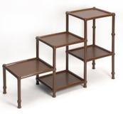 Plastic opvouwbaar meubilair Een geschikte plank voor dingen royalty-vrije stock fotografie